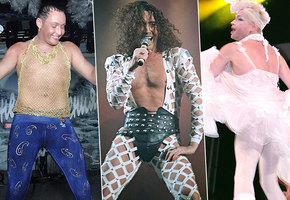 Сексуальные звездные мужчины 90-х: мы все помним!