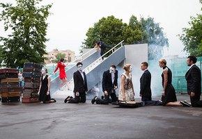 12-часовой театральный марафон «Театральный марш»