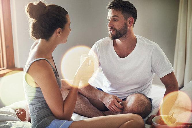 Оставьте разговоры: темы, которые лучше необсуждать после секса