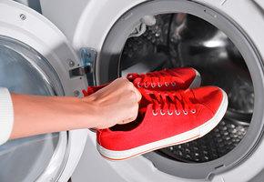 Кеды и кроссовки. Как правильно их стирать в стиральной машине?