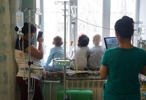 Новосибирские мамы просят помощи в сборе на онкологическое лекарство для детей