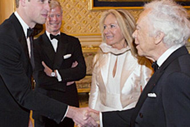 Принц Уильям извинился передмодельером Ральфом Лореном