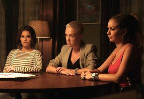 Четыре веских причины смотреть «Триаду» – сериал о мужчине и трех его беременных женщинах