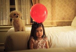 Прилетело! На жителя Карачаево-Черкессии упал гелевый шар, который послала Санте девочка в Австрии