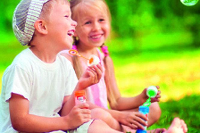 Веселое лето дляталантливой семьи
