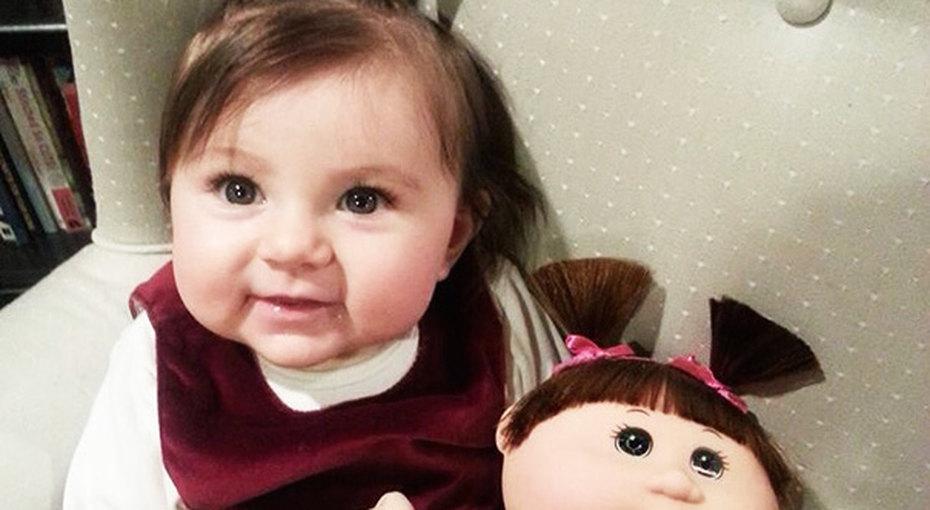 15 детей, которые выглядят точь-в-точь как их куклы