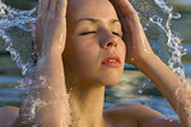 Вода спасет отстресса