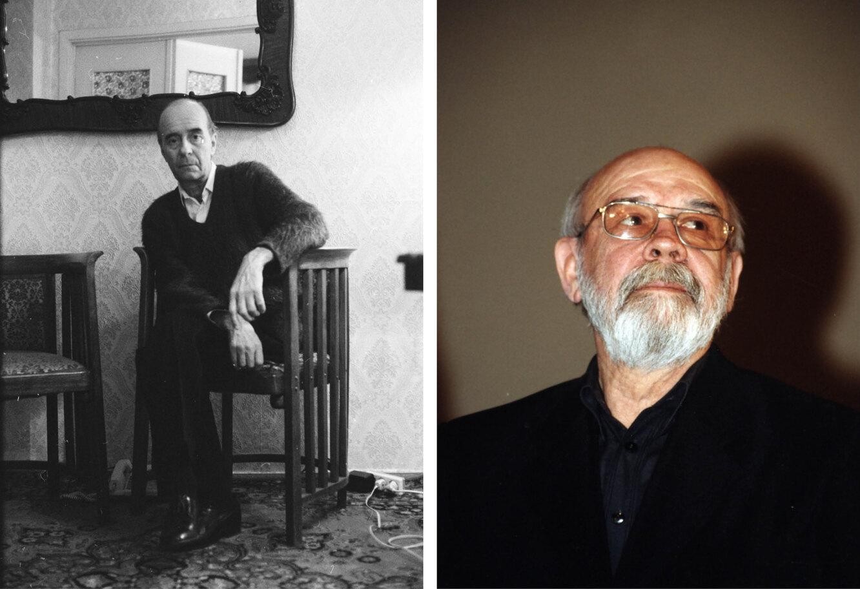 Олег и Лев Борисовы