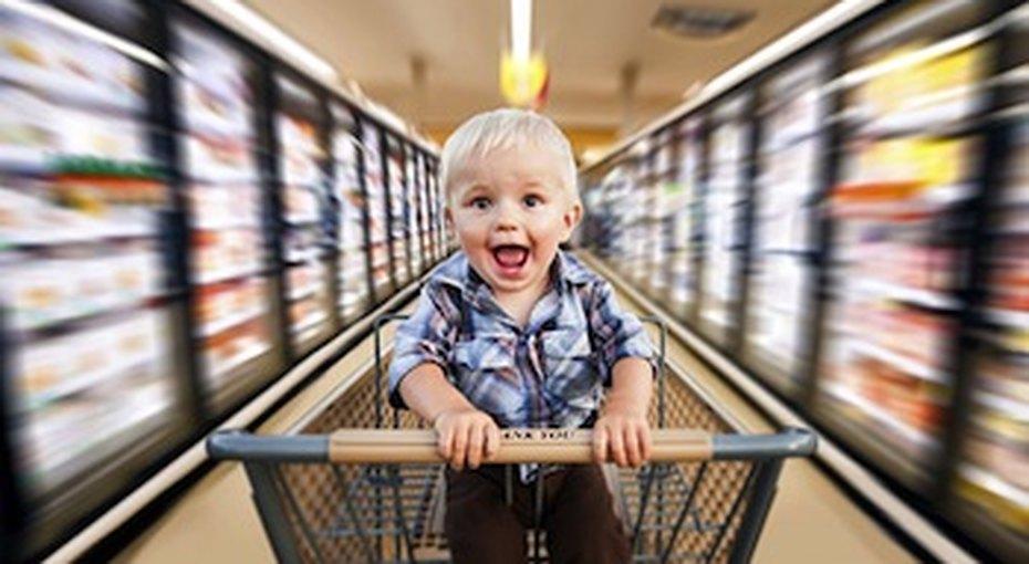 5 способов пойти сребенком всупермаркет ине разориться