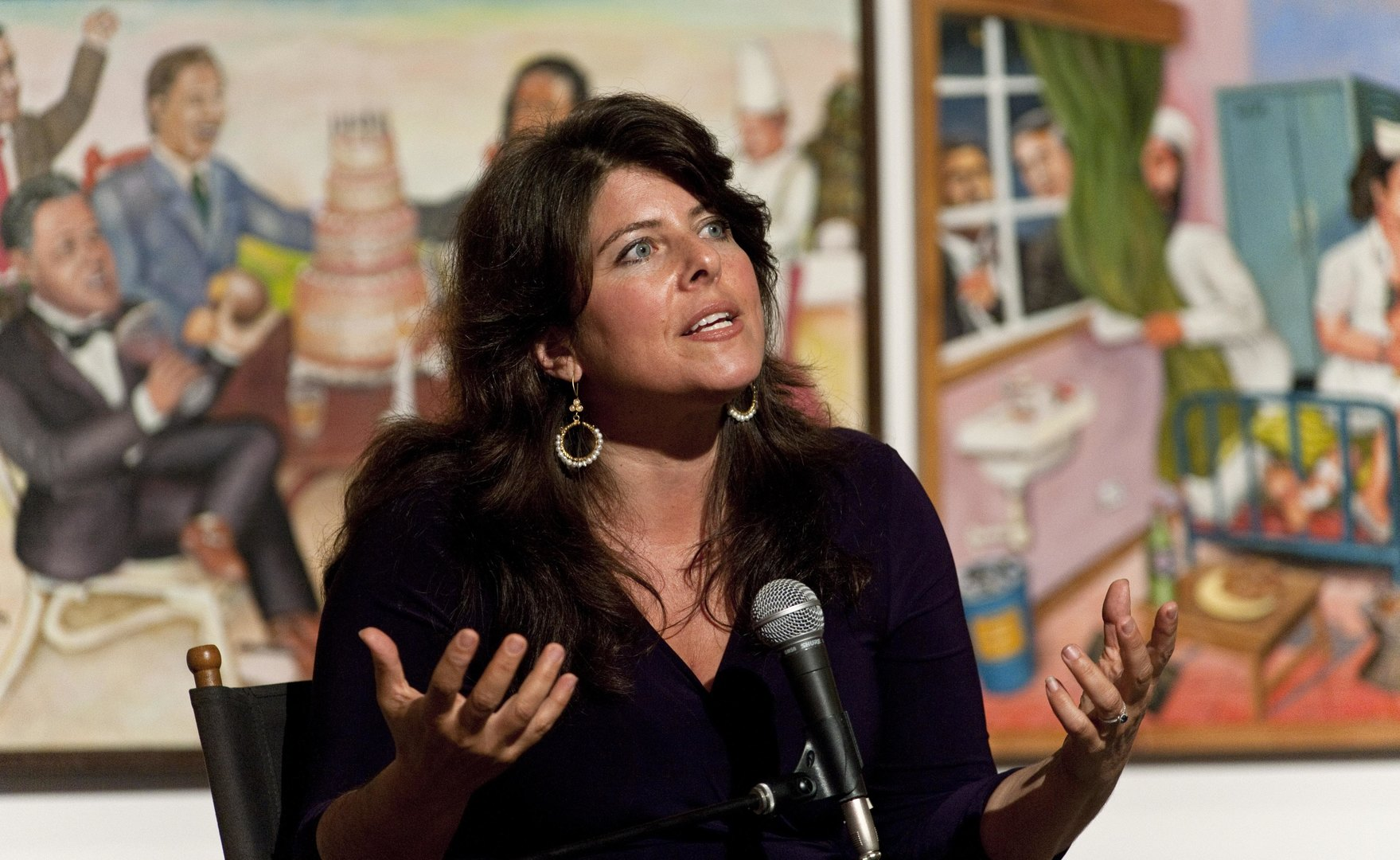 Наоми Вулф: кому выгодны высокие стандарты вкрасоте исексе