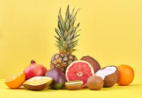 Гранат, ананас, апельсин, киви: как быстро и правильно почистить фрукты