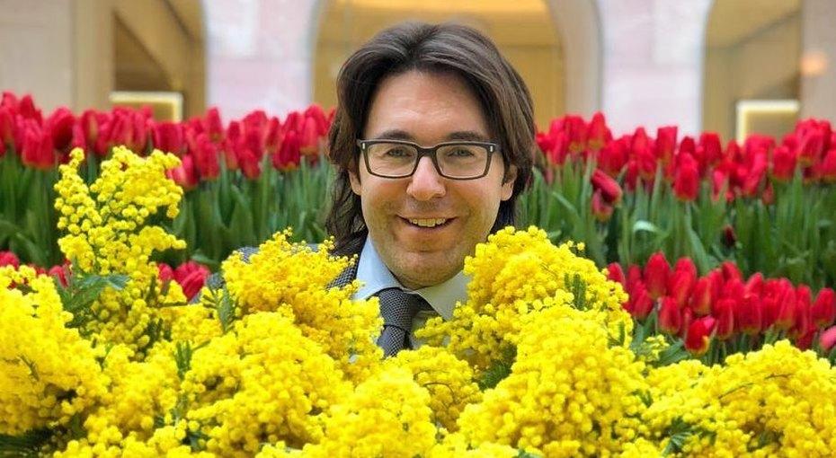 Андрей Малахов посадил надиету годовалого сына