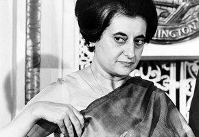 Индира Ганди: женщина, которую убили за независимость от Индии