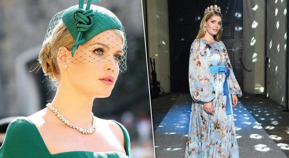 Британская икона стиля: как одевается племянница леди Ди Китти Спенсер