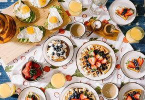 5 идей для завтраков: домашняя гранола, сырные сконы и другое