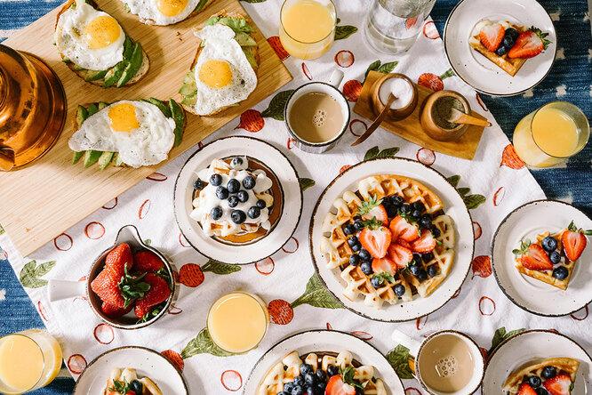 5 идей длязавтраков: домашняя гранола, сырные сконы идругое