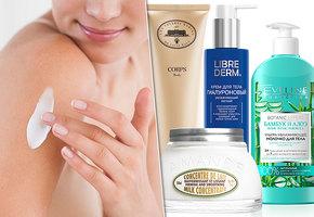 Средства для тела, улучшающие упругость кожи