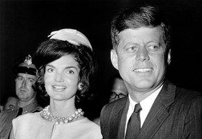 Понравься его родителям: Жаклин Бувье и Джон Кеннеди