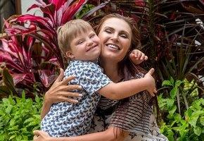 «Морюшко и Семушка»: Эвелина Бледанс записала трогательное видео с сыном