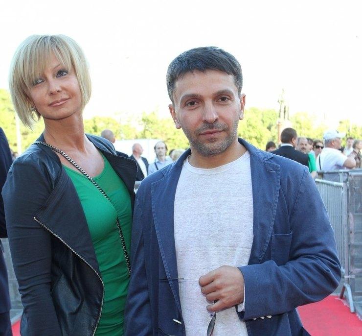 Леонид Барац иАнна Касаткина
