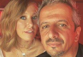 Свадьба Ксении Собчак: катафалк и танцы в ЗАГСе