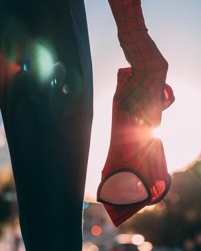 человек паук, спайдермен