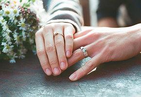 «Успели!» Пара поженилась за час до рождения ребенка