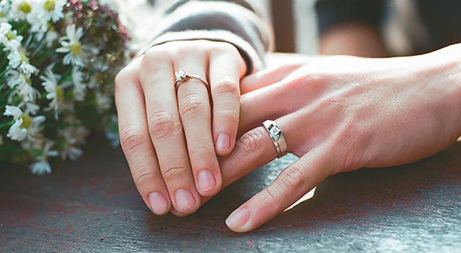 «Успели!» Пара поженилась зачас дорождения ребенка