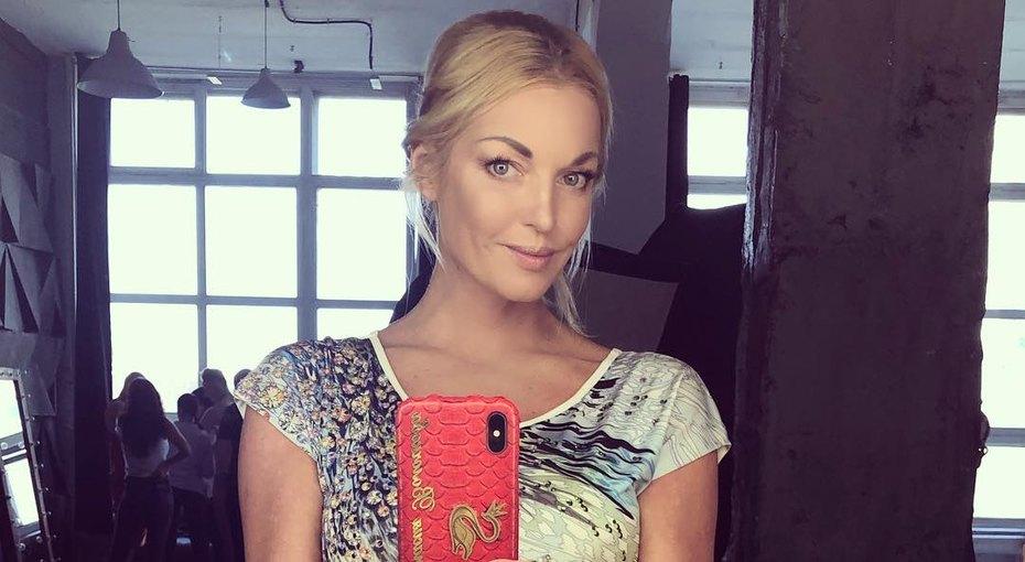 Анастасия Волочкова помирилась сматерью иопубликовала ее фото