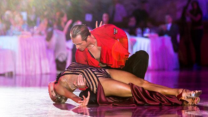 Мировое шоу Dance Legends