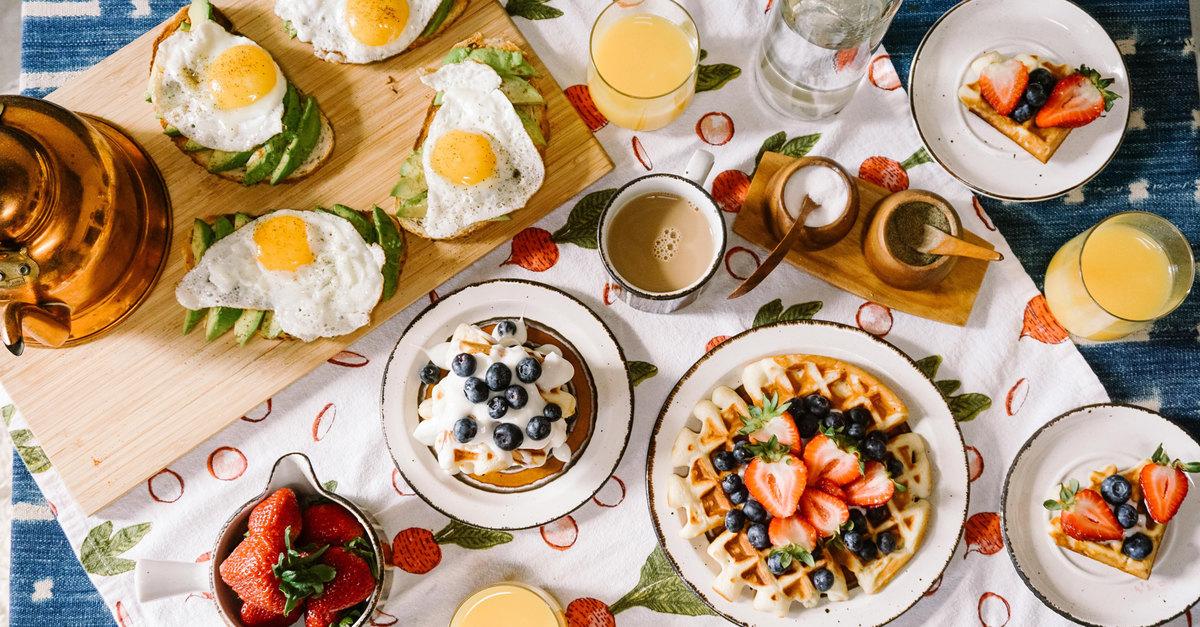 Чем лучше завтракать при похудении