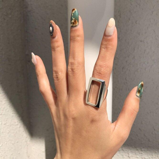 Кольцо серебряное, Chozon, 910 руб