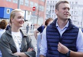 «Алексей и телочки»: Юлия Навальная веселит подписчиков новым снимком мужа