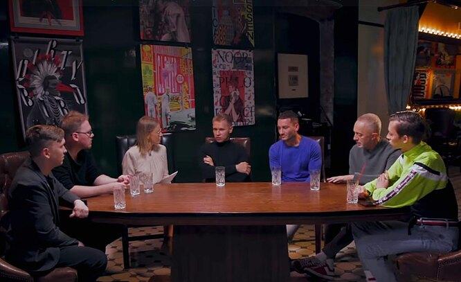 круглый стол собчак и шесть геев