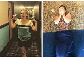 12 неловких моментов, когда вы  и мебель одеты одинаково. Это может случиться с каждым!