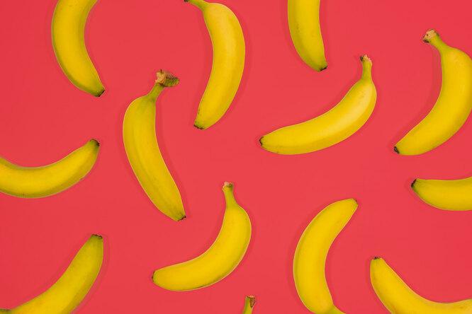 Бананы, продукты, помогающие при изжоге
