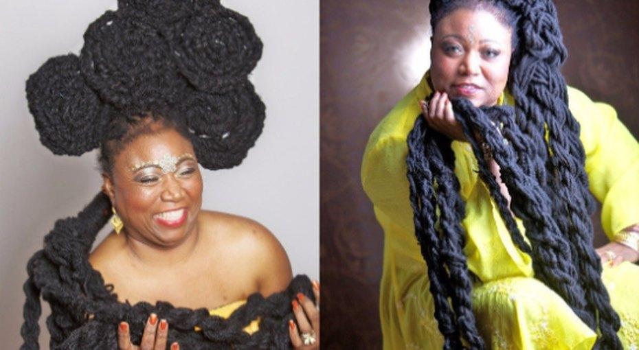 Каково быть женщиной ссамыми длинными волосами вмире?