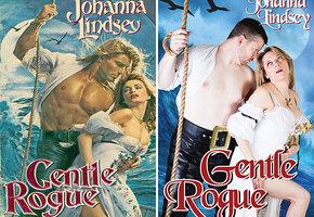 Простые люди воссоздали обложки эротических романов. Получилось смешно!