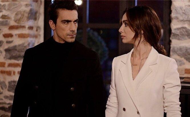 Фото: кадр из сериала «Черно-белая любовь», турецкие сериалы на русском языке