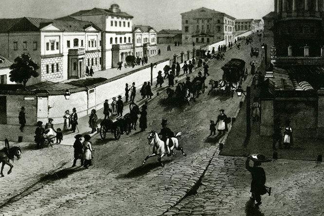 Тени забытых предков: знаете ли вы самые страшные легенды московских улиц?