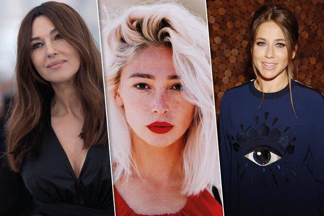 10 звезд, которые кардинально сменили цвет волос