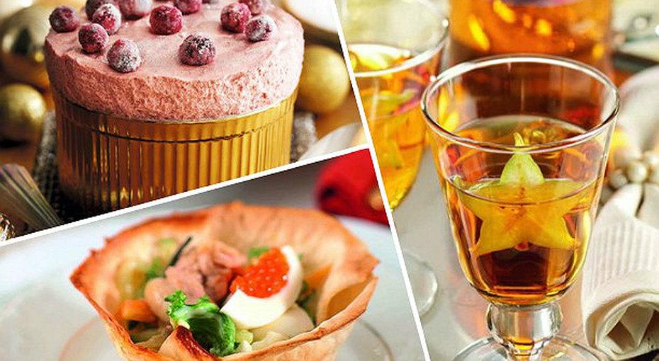 10 идей дляукрашения праздничных блюд