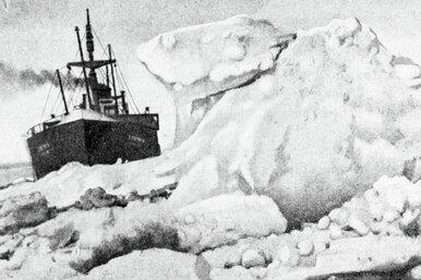 Женщины во льдах: три главные полярницы вистории крушения «Челюскина»