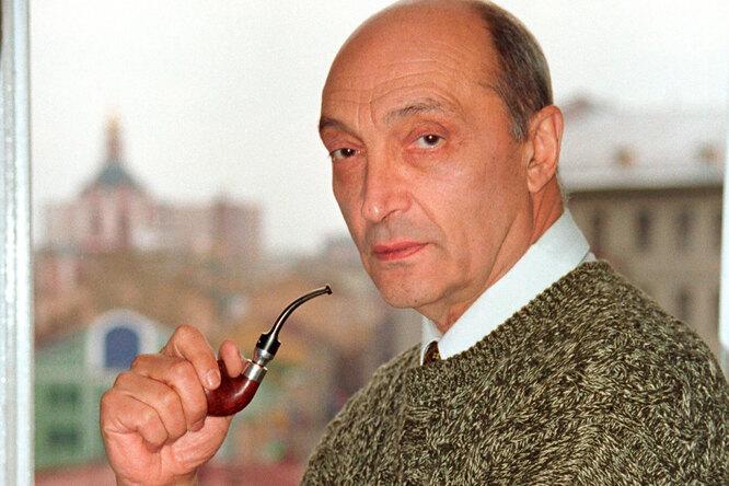 Михаил Козаков – самый обаятельный злодей советского кино