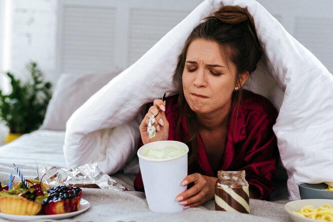 Голодные игры: 6 причин, покоторым нам все время хочется есть