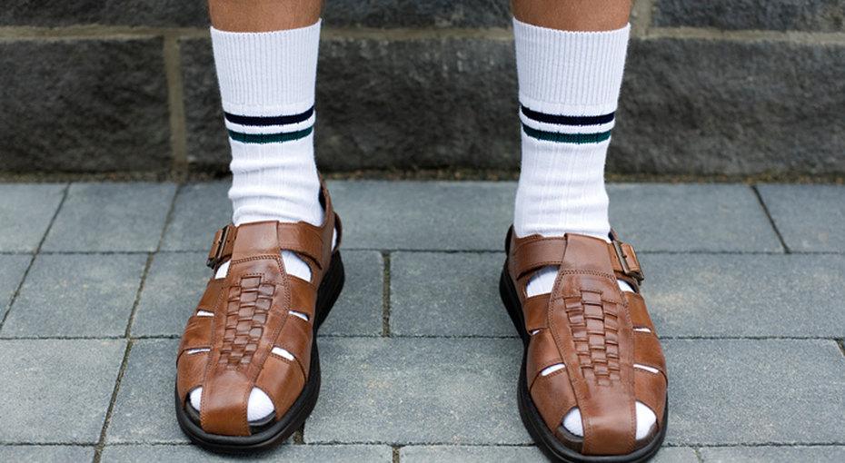 С носками или без? 10 видов мужской обуви, которую нужно носить правильно