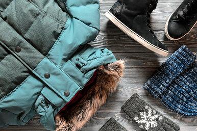 Как правильно ухаживать зазимним гардеробом: пуховиками, свитерами, колготками?