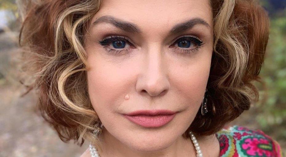 «Первую роль сыграла впять лет»: 53-летняя звезда «Крепостной» Ольга Сумская показала редкие детские фото