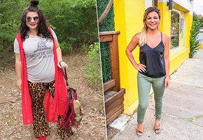 Каждый день я делаю выбор в пользу правильной жизни. И похудела на 55 кило!