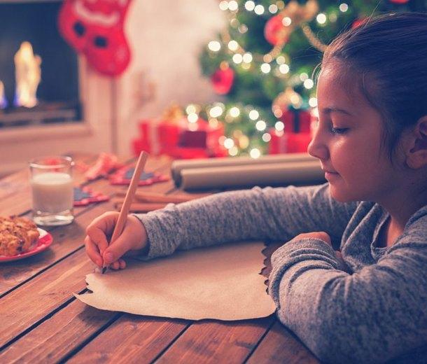8-летняя девочка отправила послание Санте. Оно случайно попало кнезнакомцу